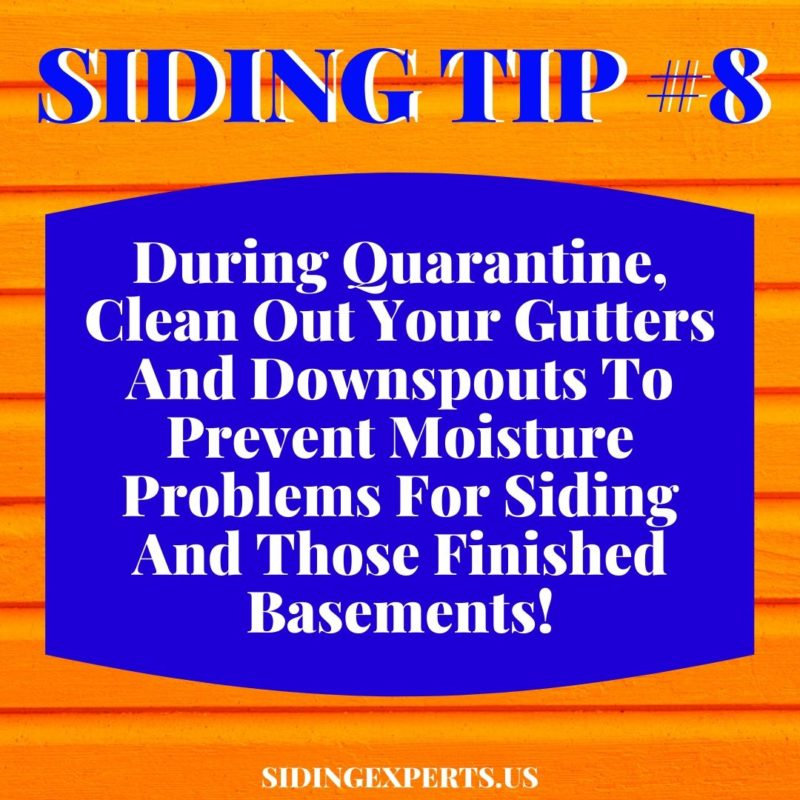 Cousins Construction Siding Tips