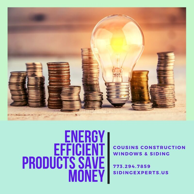 Energy Efficient Products Save Money