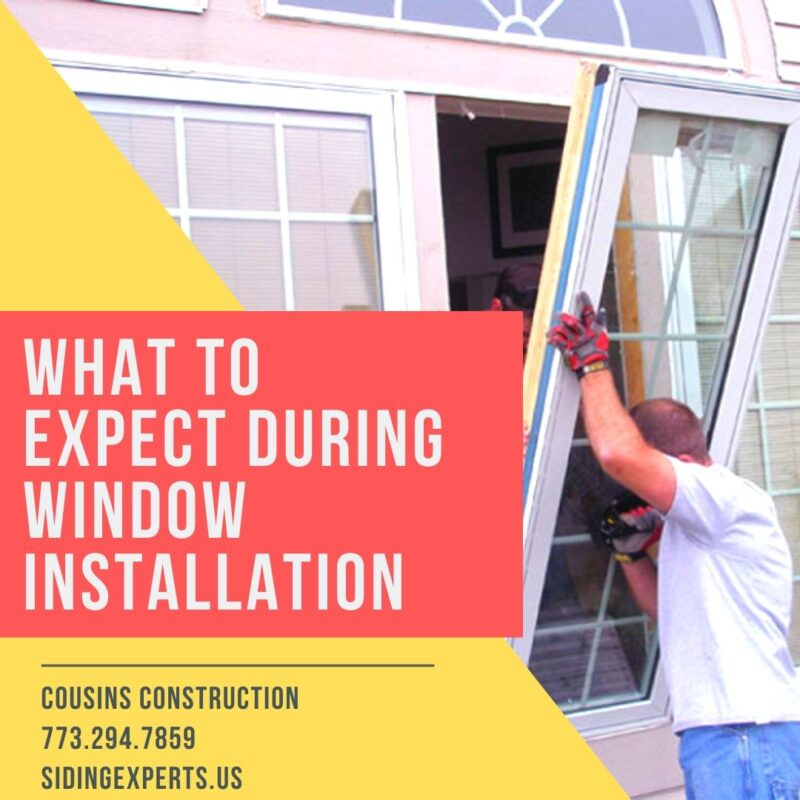 What To Expect During Window Installation