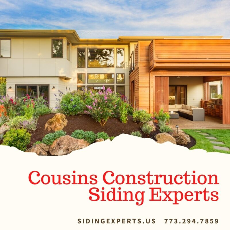 Cousins Construction Siding Experts
