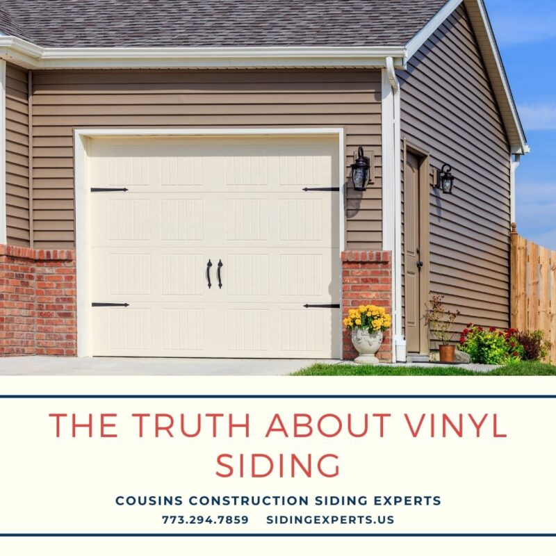 The Truth About Vinyl Siding