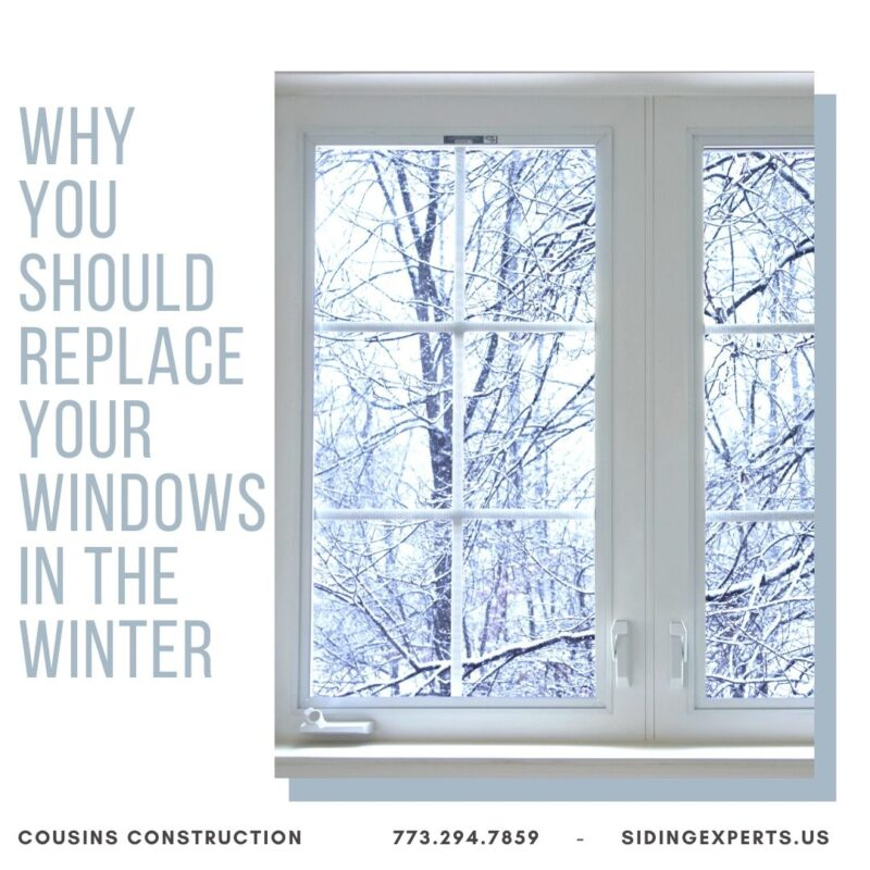 Why You Should Replace Your Windows In The Winter