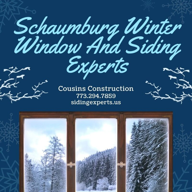 Schaumburg Winter Window And Siding Experts